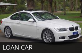 Loan Car – BMW 335i