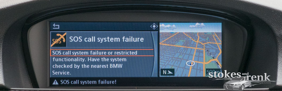 Stokes & Renk BMW & MINI Service Perth | BMW Bluetooth Failure and