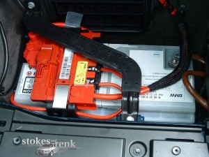 BMW battery replacement
