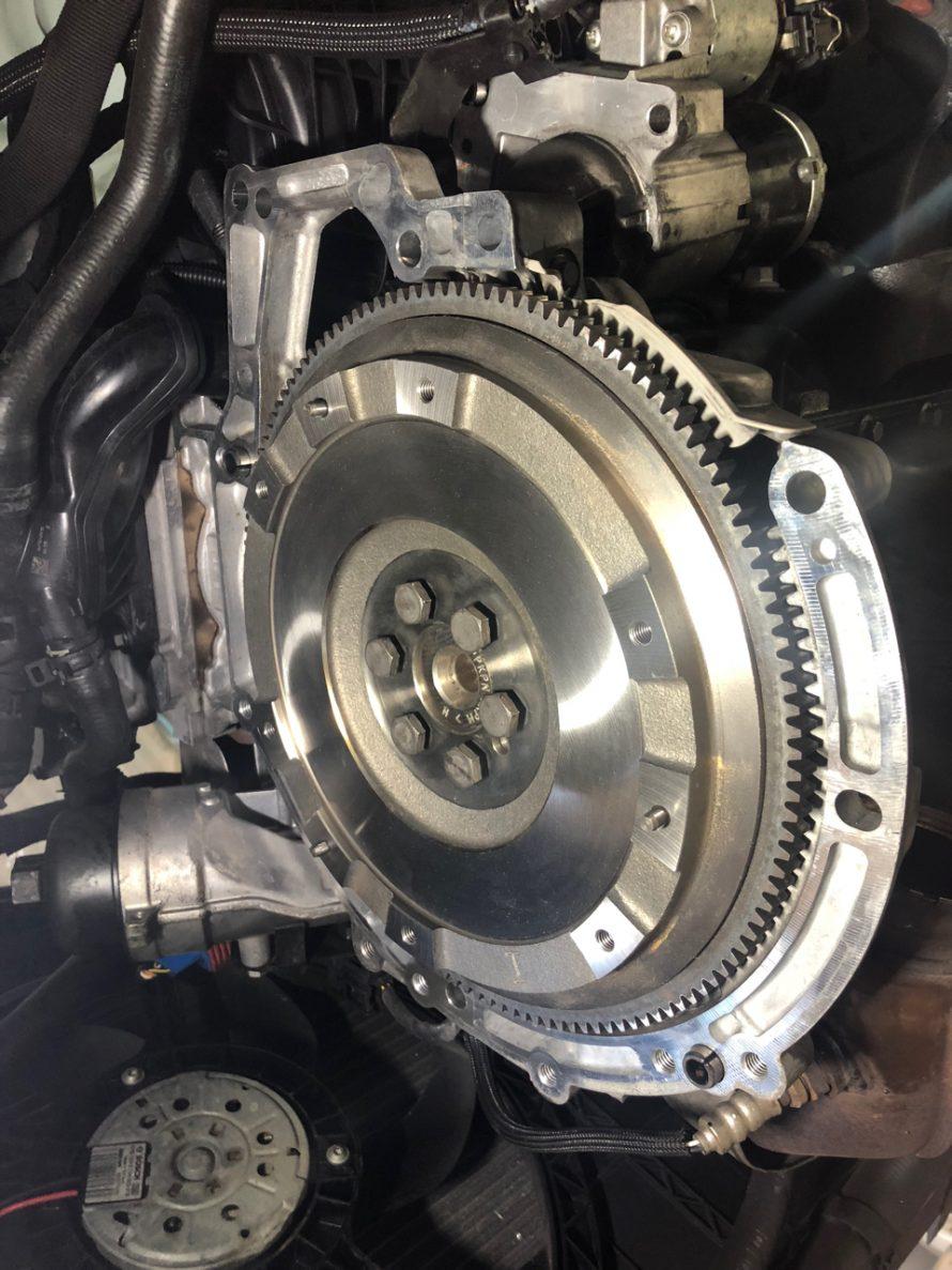 MINI Flywheel